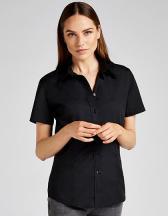 Women`s Workforce Poplin Shirt Short Sleeve